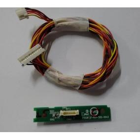 Placa Do Sensor D Controle Remoto Da Tv Philips 40pfg4109/78