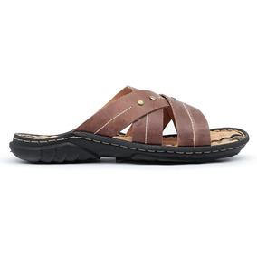 Sandália Tamanho Grande Caribe 021 Cinza