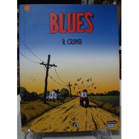 Gibi Hqs Blues Robert Crumb Editora Conrad