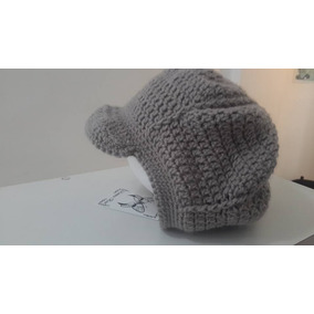Boina - Tejido Crochet-otoño Invierno 2018 1bb840a5748