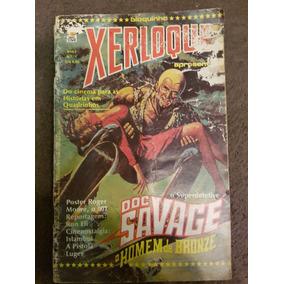 Gibi Xerloque Ano 1 Nº 1 Editora Bloch 1970 Doc Savage