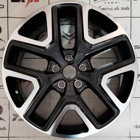 Jogo De Roda Aro 18 Jeep Compass Renegade 5x110 Frete Gratis