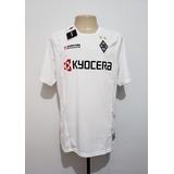 Camisa Borussia Monchengladbach Alemanha 2005 Home Lotto Ggg a69470c60b165
