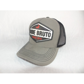 5fb052b2e8b37 Boné Country Bode Bruto Logo Emborrachado Top