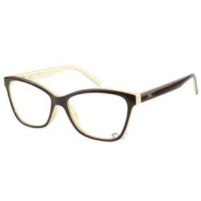 Armação Óculos Grau Feminino Acetato Gatinho Ana Hickma6197 2c83f524e4