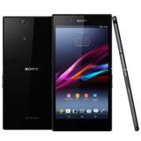 Celular Sony Xperia Z Ultra Preto Tela 6.4 Vitrine Detalhe