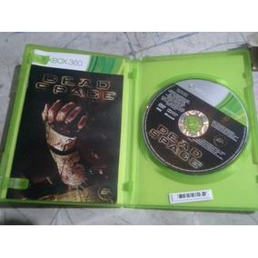 Dead Space 1 Xbox 360 Original Mídia Física