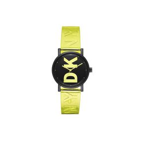 2056aeb70fb6 Relojes Dkny Dama Negro Originales - Reloj de Pulsera en Mercado ...