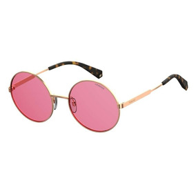 Óculos Redondo De Sol Polaroid - Óculos no Mercado Livre Brasil 370830f350