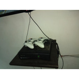 Xbox 360 Usada 2controles Disco Duro De 80 Gigas 10 Juegos