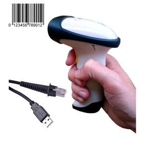 Leitor Código De Barras Laser, Danfe, Boleto