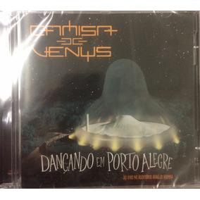 Cd Duplo Camisa De Venus - Dançando Em Porto Alegre