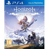 Horizon Zero Dawn Complete Edition Ps4 Fisico Loc A La Calle