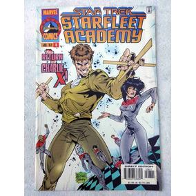 Star Trek Starfleet Academy Nº 8- Chris Cooper - 1997 Marvel