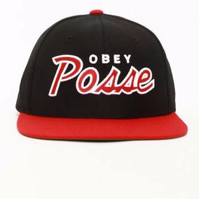 Gorro Obey Posse Black Red Marcas De Skate   Surf ¦ 9d92c268fd0