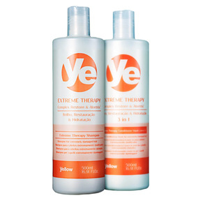Yellow Ye Extreme Therapy Duo Kit (2 Produtos) Beleza Na Web