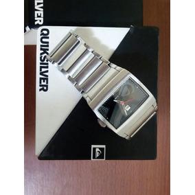 Reloj Quicksilver Original Usado En Perfecto Estado