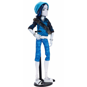 Monster High New Scaremester Invisi Billy