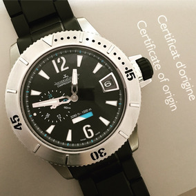 b3a93f2f5aa Jaeger Lecoultre - Relógios De Pulso no Mercado Livre Brasil