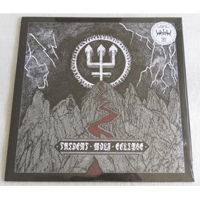 Watain Trident Wolf Eclipse Lp Rabid Lawless Satanic Marduk