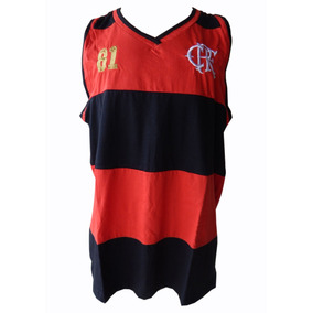 c47d490a84 Camiseta Regata Masculina Flamengo Retro - Calçados