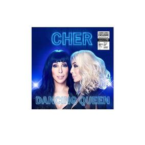 Lp Cher Dancing Queen Azul Lacrado E Pronta Entrega .