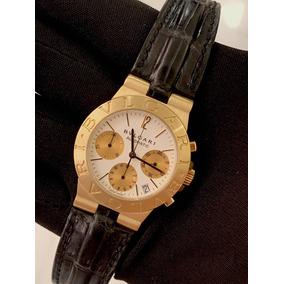 ba3cc2d765e Leilo Relogio Bvlgari Diagono Professional Chronometer - Relógios no ...