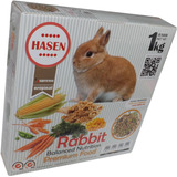 Comida Para Conejo Bebe 1kg Marca Hasen Alemana
