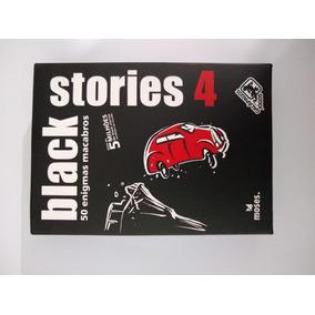 Black Stories 4 - Card Game - Em Português