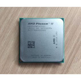 Processador Amd Phenom Ii X2 - 3.0ghz - 545 - Plataforma Am3