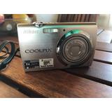 Camara Digital Nikon Coolpix S230