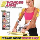 Wonder Arms Elastico Exercicio Musculacao Abdominal Emagrece