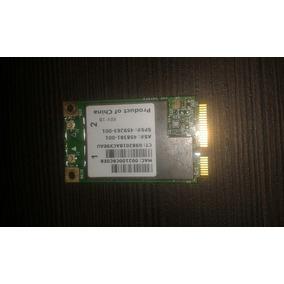 Placa Wireless Hp Dv4 1136br