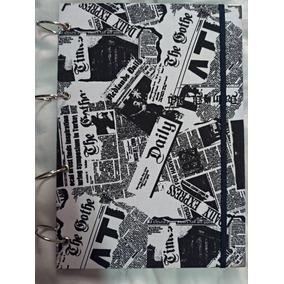Caderno Argolado Tamanho A4