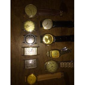 Coleção Relógio De Pulso Antigo