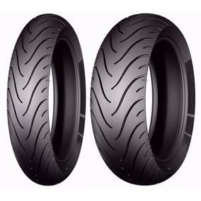 Par Pneu 110/70-17 130/70-17 Fazer 250 Pilot Street Michelin