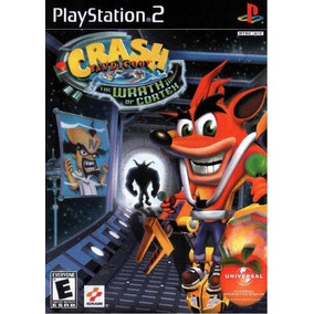 jogo crash bandicoot the wrath of cortex ps2