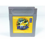 Pokemon Yellow Amarillo Special Pikachu Edition Gba Game Boy