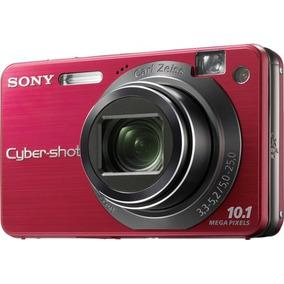 Camara Sony Cyber Shot W170 10.1 Mp Lcd 2.7 Zoom X5