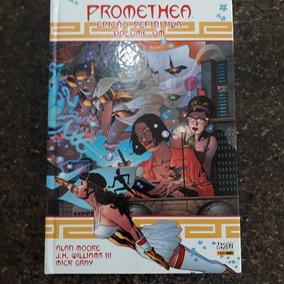 Promethea Edição Definitiva Completa Vol.1 E Vol.2
