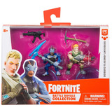 Fortnite Battle Royale Collection Set X2 Figuras 63507