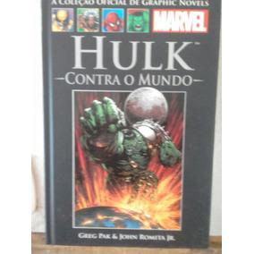 Coleçao Oficial De Graphic Novels Avulsos Vingadores