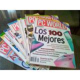 Revistas Pc World Pc Magazine National Geographic Geomundo