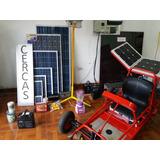 Paneles Solares Instalados En Cualquier Parte Ecuador