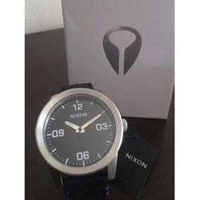 8122b67abf0 Relogio Nixon Ponteiro Azul - Relógios De Pulso no Mercado Livre Brasil