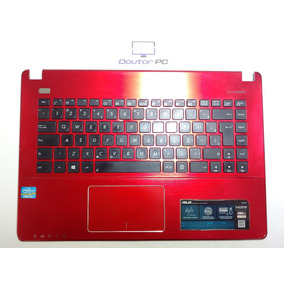 Topcase + Teclado + Touchpad Notebook Asus X450c Original