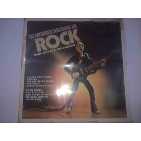 Lp Raul Seixas & Lee Jackson - Os Grandes Sucessos Rock