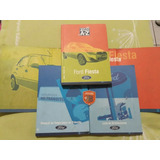 Manual Do Proprietário Ford Fiesta Ano 2011 Hatch Ou Sedan