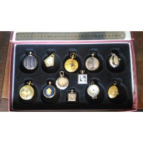 Coleção Relógios De Época. São Relógios De Bolso Clássicos