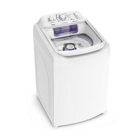 Lavadora Electrolux Automática Topload 12kg Cesto Inox Lac12